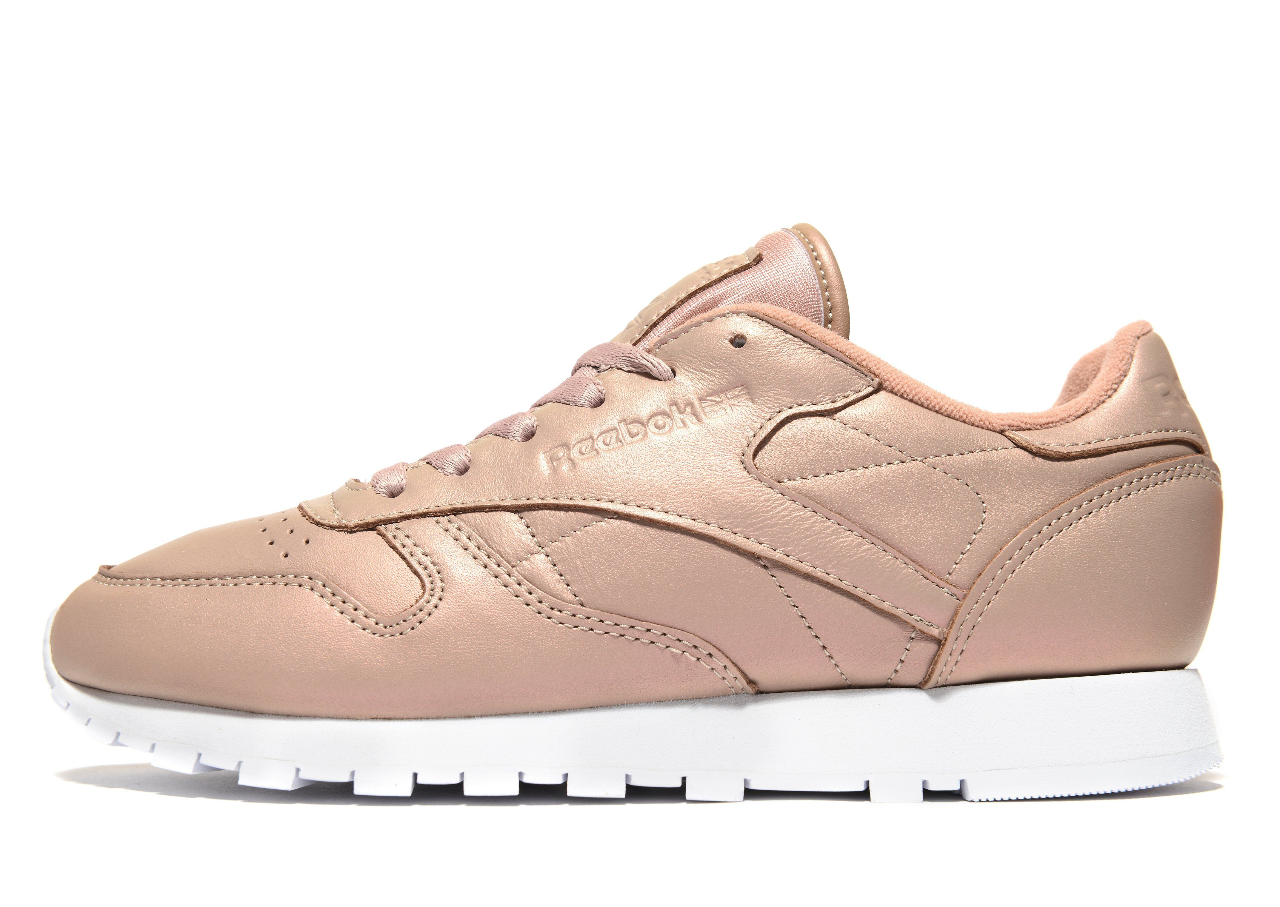 Reebok Classic Leather Pearlised Women's Shop online for