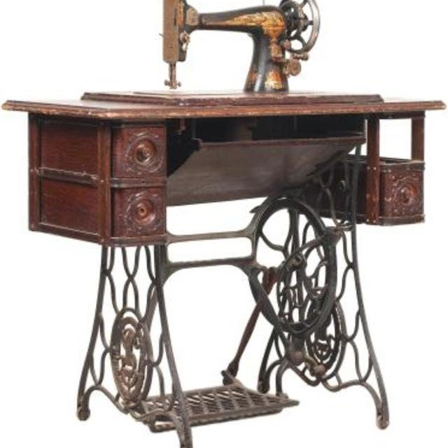 How To Restore Veneer On An Old Singer Sewing Machine Singer Sewing Machine Sewing Machine Repair Antique Sewing Machines