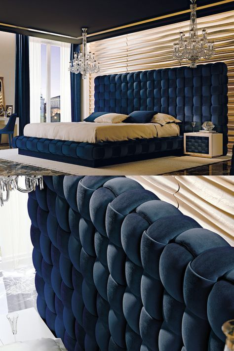 Luxury Beds - Exclusive Designer Beds for High End