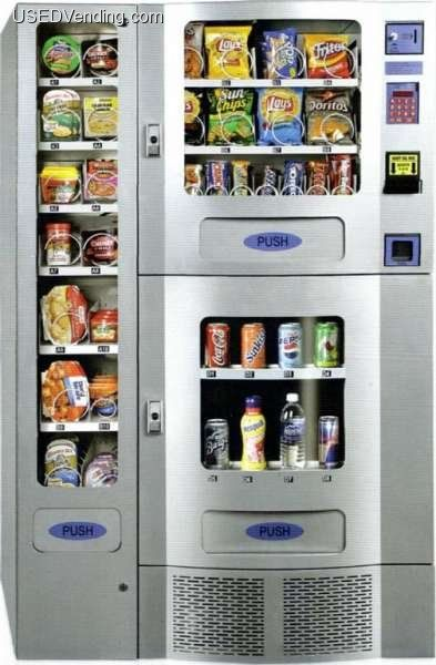 Compact 14 Selection Table Top Snack Vending Machine Online
