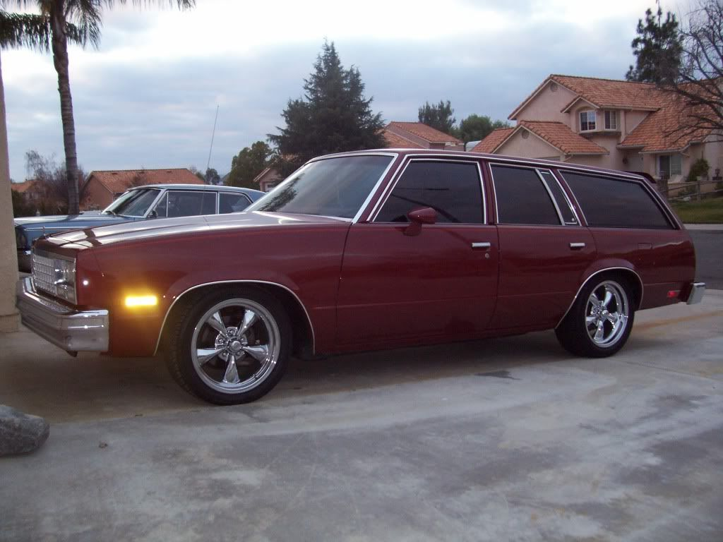 Pin by Goodfhater on LOVE WAGONS | Pinterest | Chevrolet caprice ...