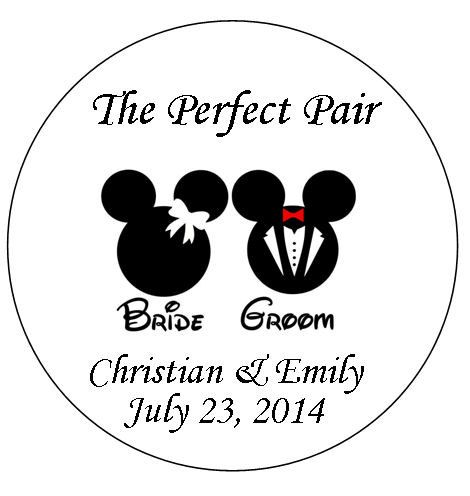 Personalized 2 Wedding Sticker Save A By Lovelypapercreations 4 00