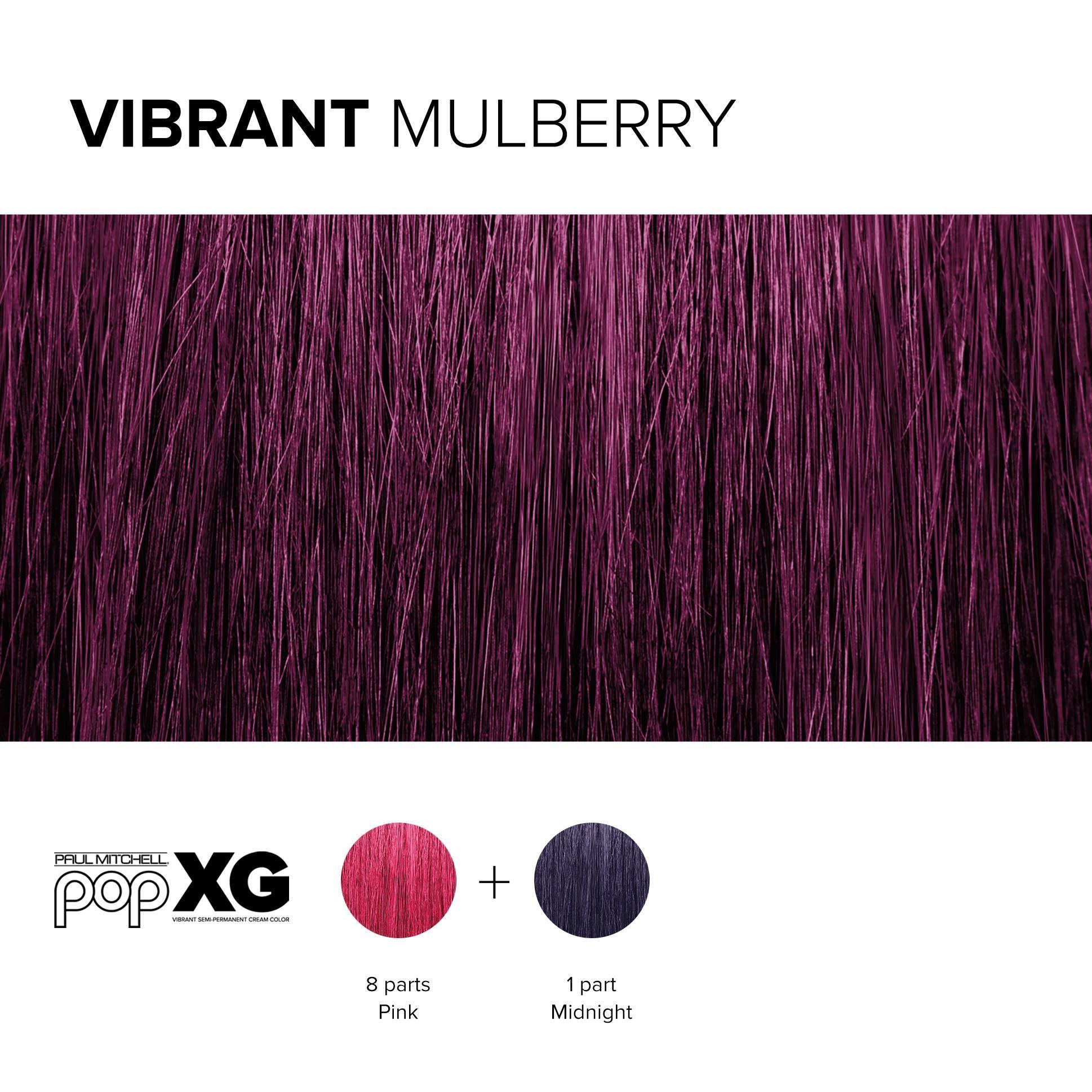 Mulberry Hair Color Formulas Hair Color Burgundy Creative Hair Color