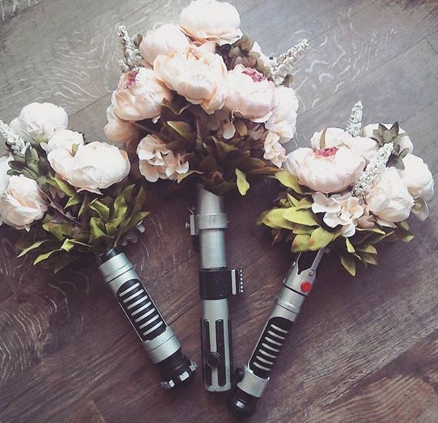 11 Wedding Ideas for the Star Wars Obsessed Couple