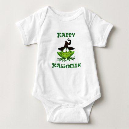 Walk crawl ride Halloween onesie witch Halloween baby body suit baby clothing