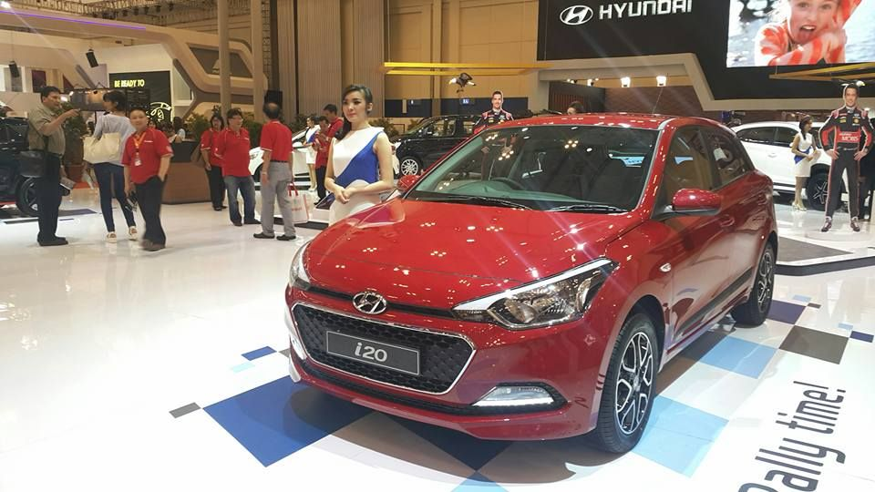 India Made Hyundai I20 At Launched In Indonesia Product Launch Indonesia Automobile