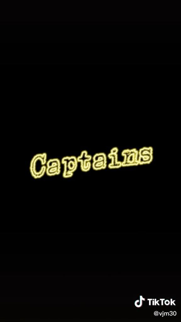 The Captains I