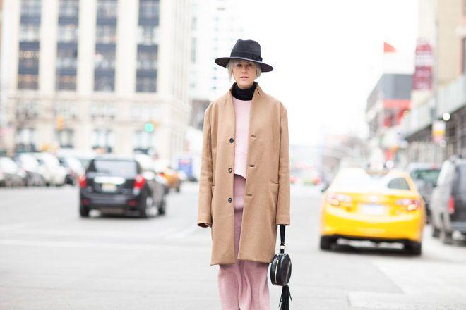 ストリートスナップニューヨーク - Linda Tolさん