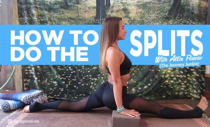 Photo of Practice These 9 Yoga Poses to Help You Get Into Full Splits