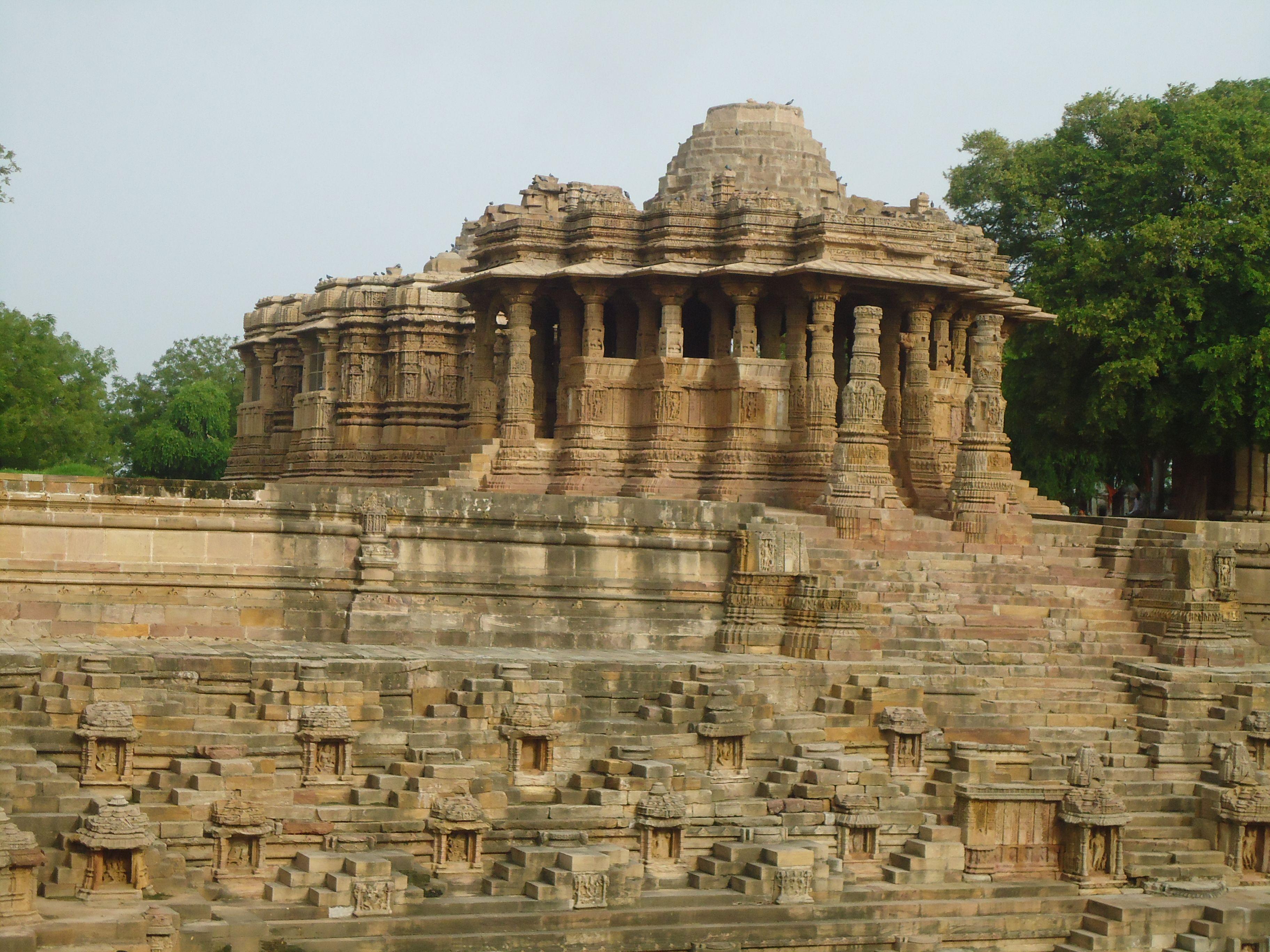 #travel#explore#sun temple modera, Gujarat