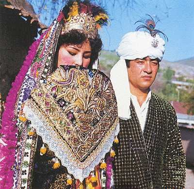Traditional Dress | EurasianNation