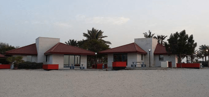 Al Mamzar Beach Park Chalets There Are More Than 100 Chalets Leasing Chalets Is Legitimate For The Entire Day Amid The Week Chalet Ren Beach Park Stuff To Do
