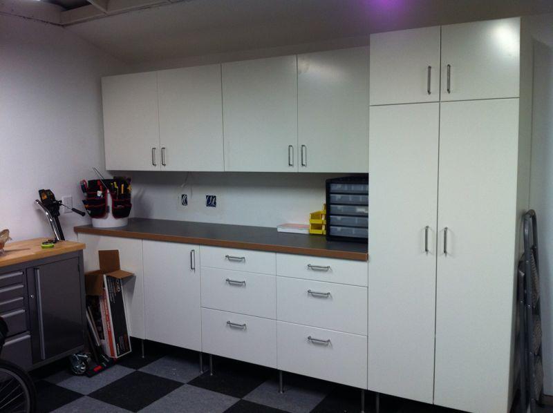 ikea-garage-cabinets-best-2.jpg 800 × 598 bildepunkter   Garage ...