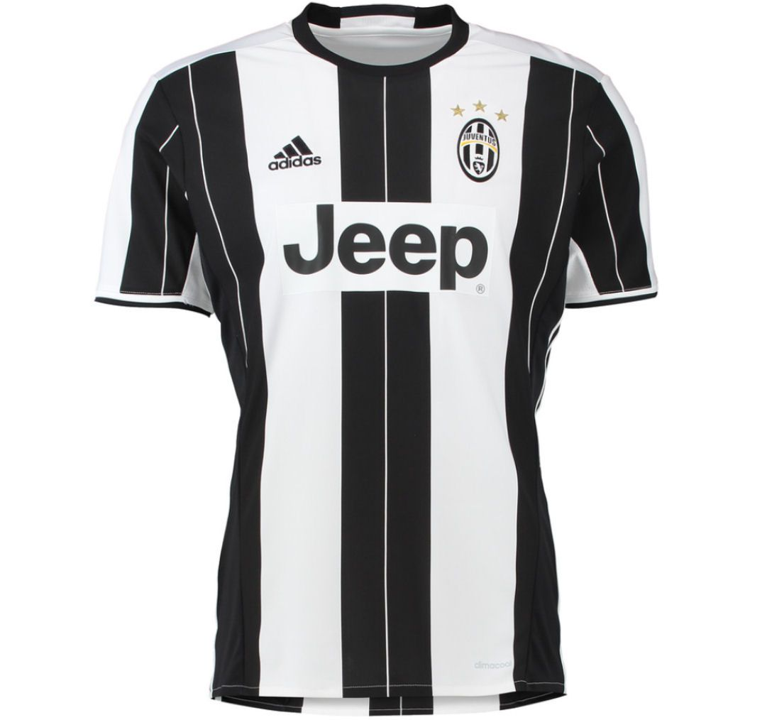 Juventus Jersey 2016 17 Home by Adidas in Mens sizes at North America  Sports the Soccer Shop and NorthAmericaSports.com 8a49ca55a