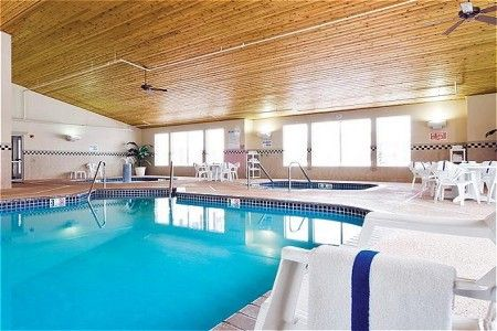 Country Inn Suites By Carlson Grand Forks Nd Indoor Pool