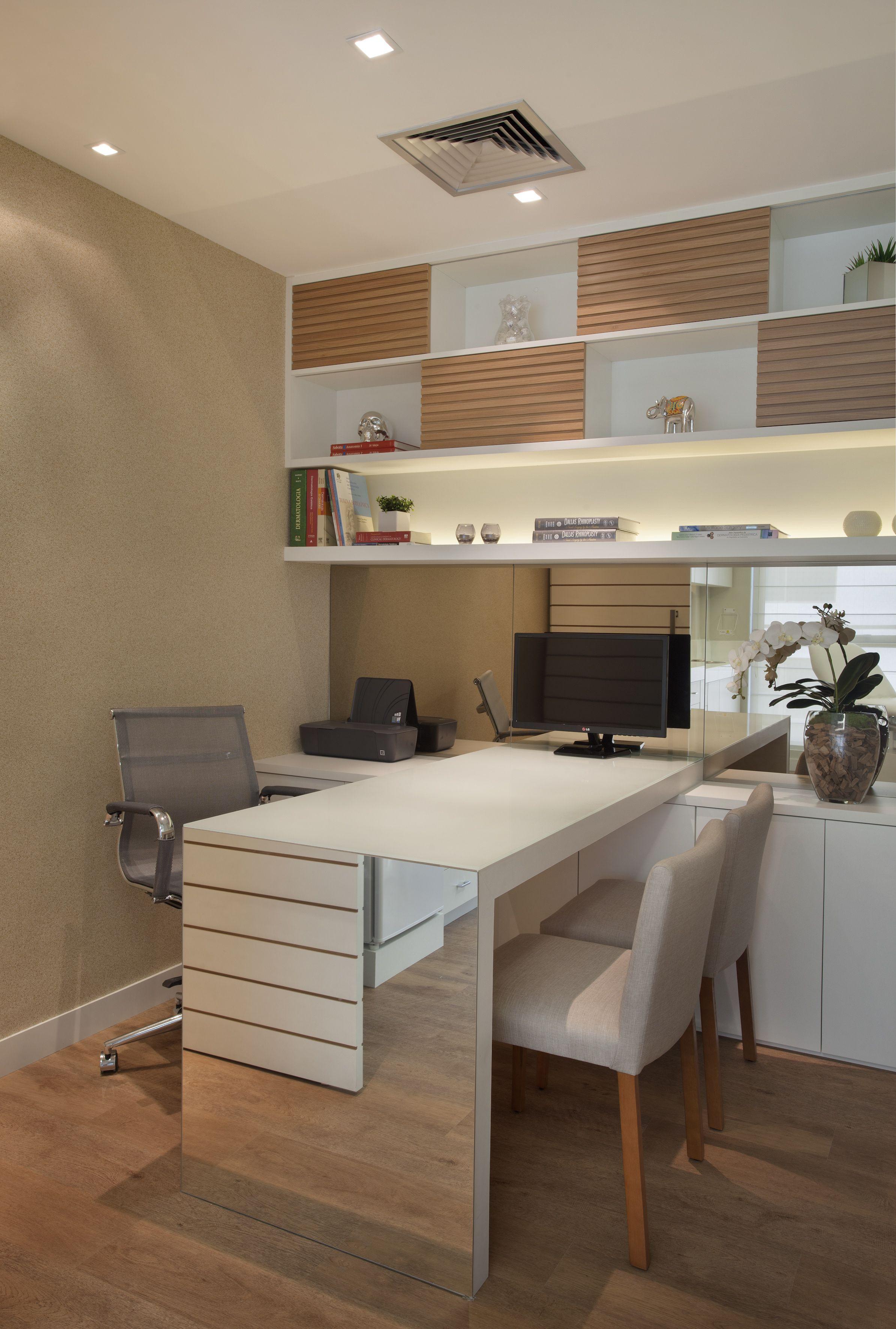 Eloy Freitas Arquitetura Design Consultorio Dermatologico