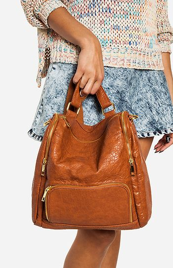 DailyLook: Beyond the Bell this backpack