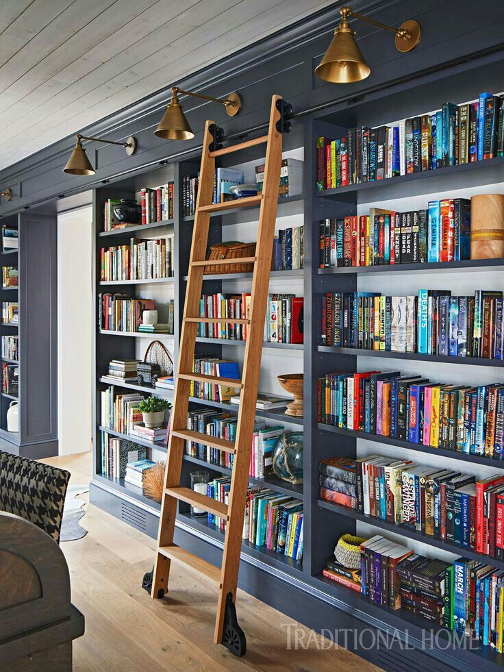 It's Time To Steal Kylie Jenner Interior Decor, And We Show You How! #libraryideas