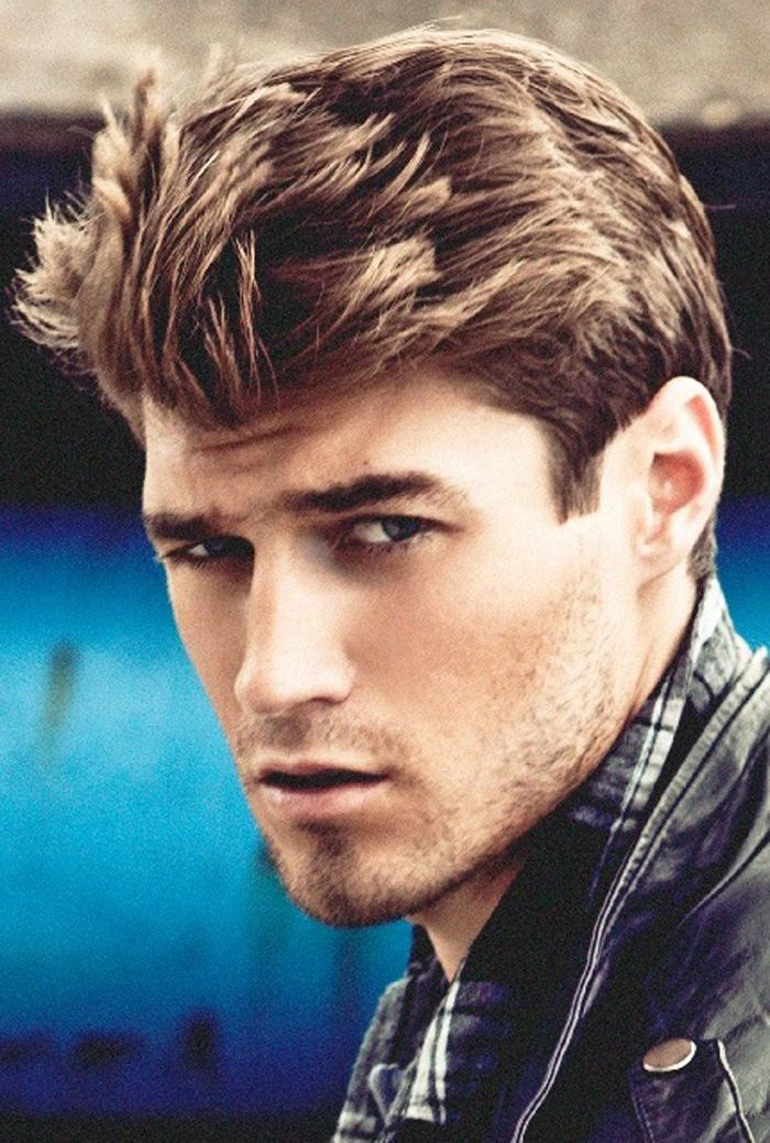 Terrific 1000 Images About Hairstyle On Pinterest Men39S Hairstyle Short Hairstyles Gunalazisus