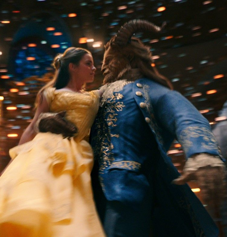 "Check out the new trailer for Disney's upcoming live-action adaptation of the studio's animated classic ""Beauty and the Beast.""  One of t..."
