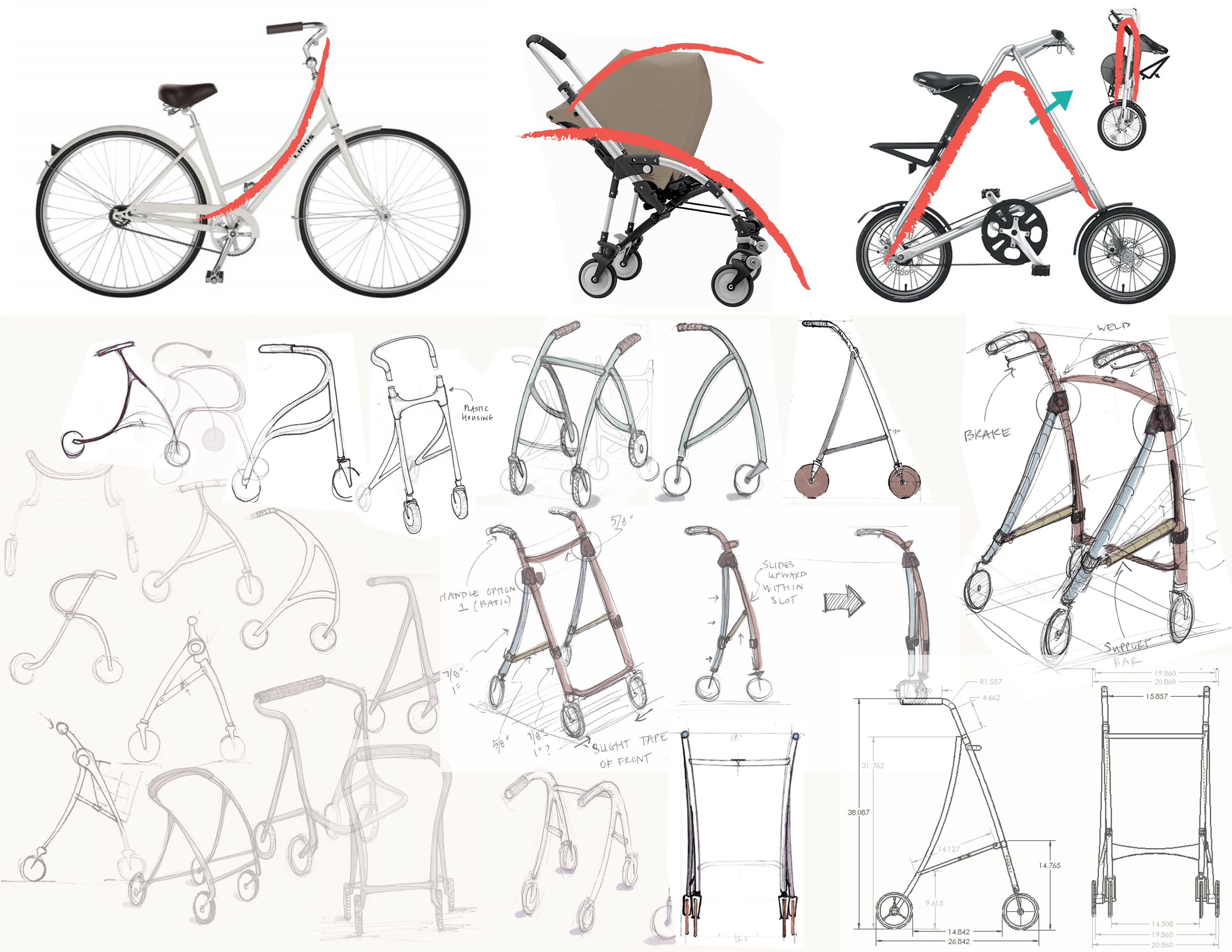 A New Concept For A Baby Walker And Asudesignexcellence