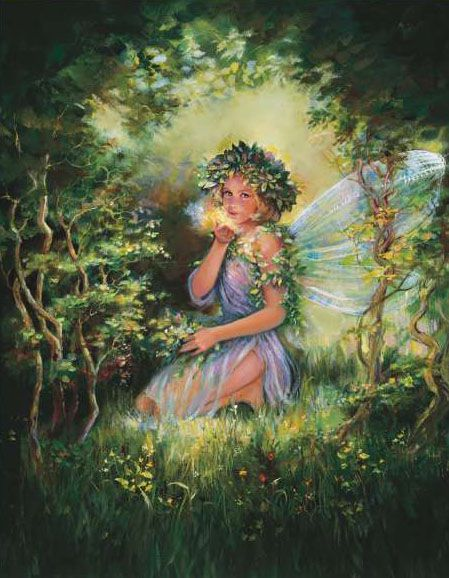 FairyKisses Mary Baxter St.Clair-enchangedislandstudio