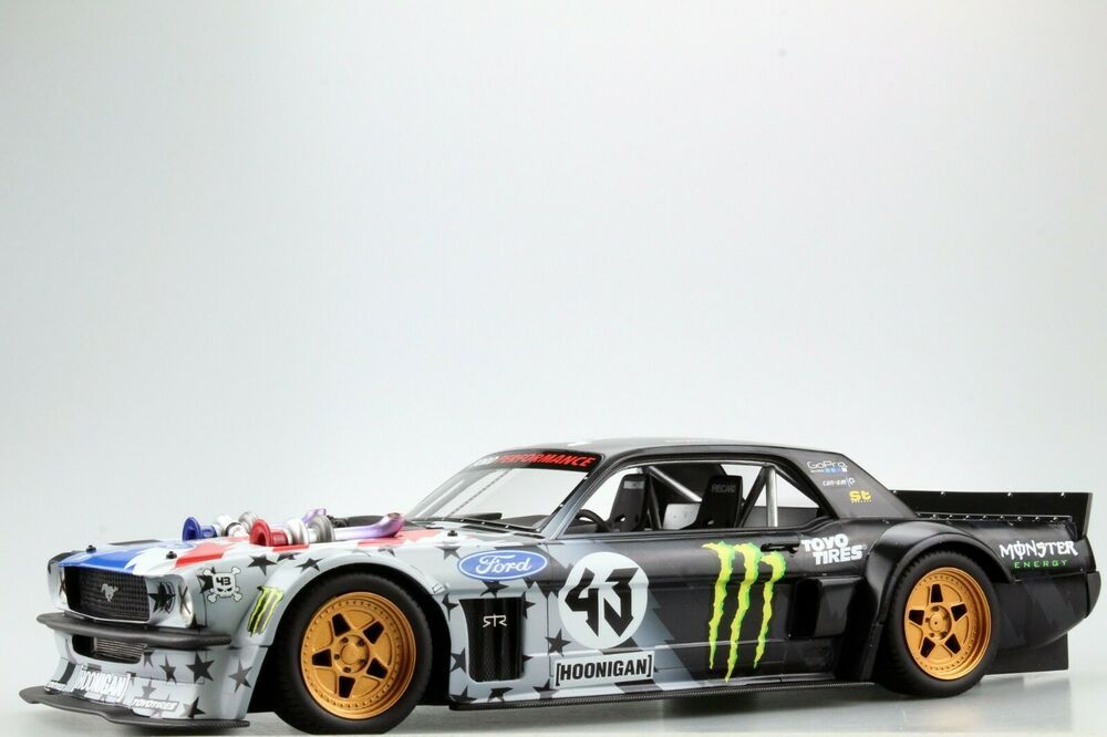 How Much Did The Hoonigan Mustang Cost
