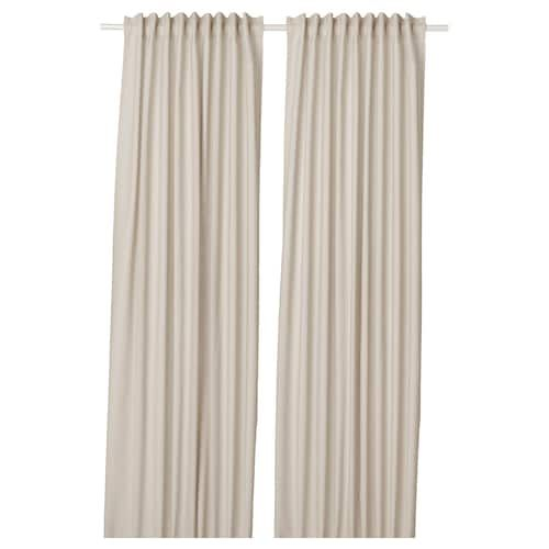 Ikea Riktig Curtain Hook With Clip In 2020 Curtains Beige