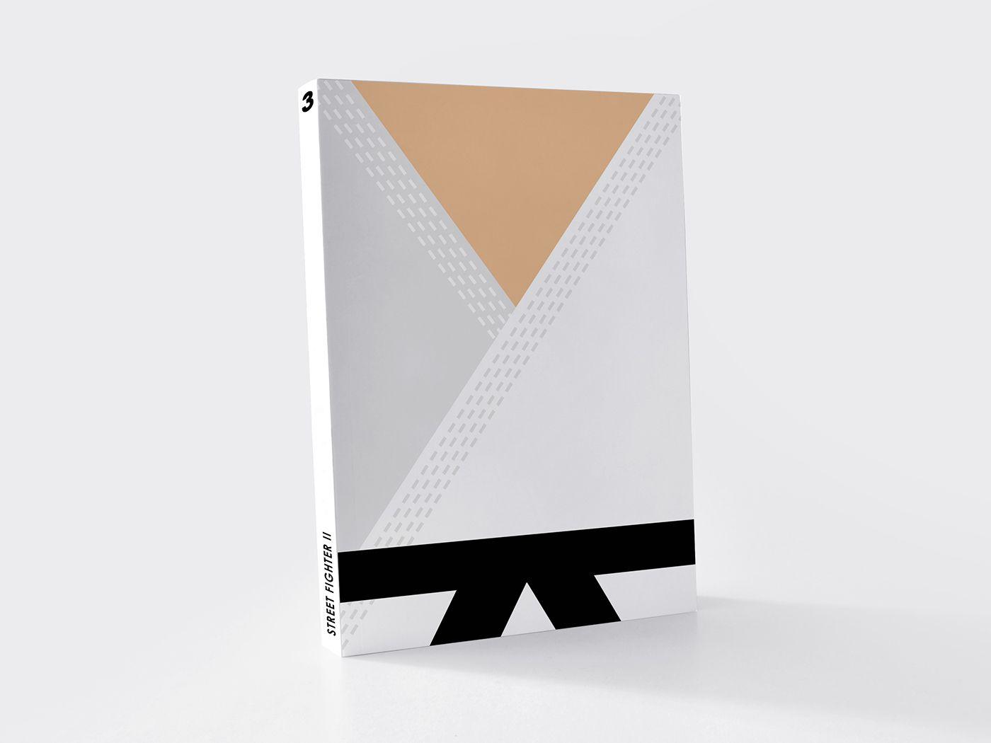 Capas minimalistas para Mangá - Assuntos Criativos