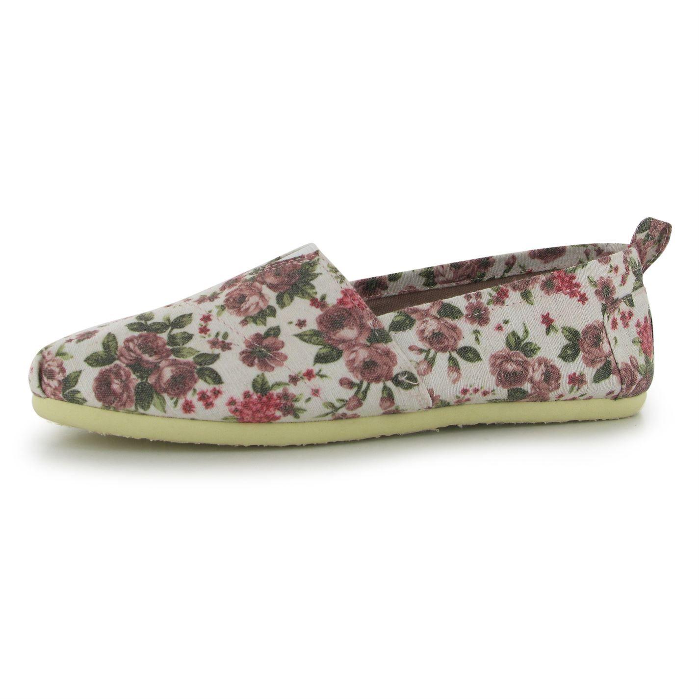soulcal ladies canvas shoes