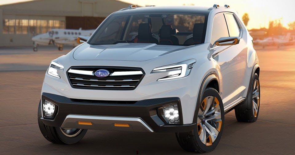 Subaru Will Allegedly Launch An All Electric Crossover By 2021 Carscoops Subaru Tribeca Subaru Tokyo Motor Show