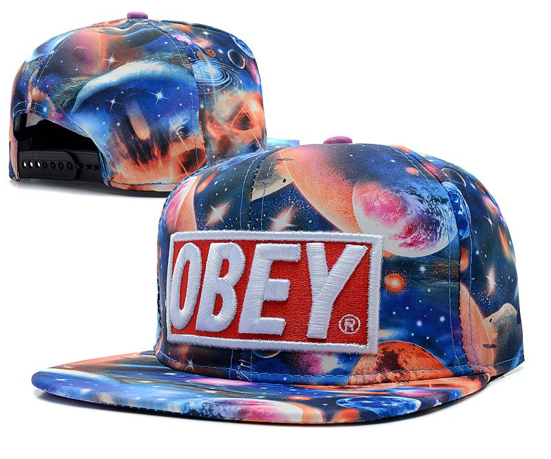 Cappelli New Era Superman. OBEY Galaxy Snapback Hat  a2a4c1bdbbc8