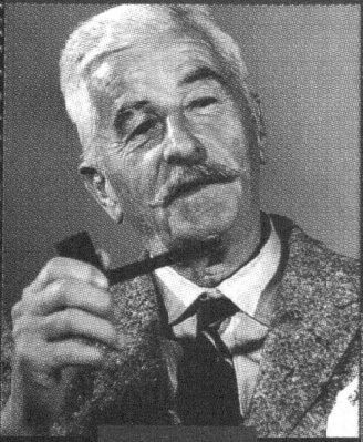 Famous Pipe Smokers - William Faulkner