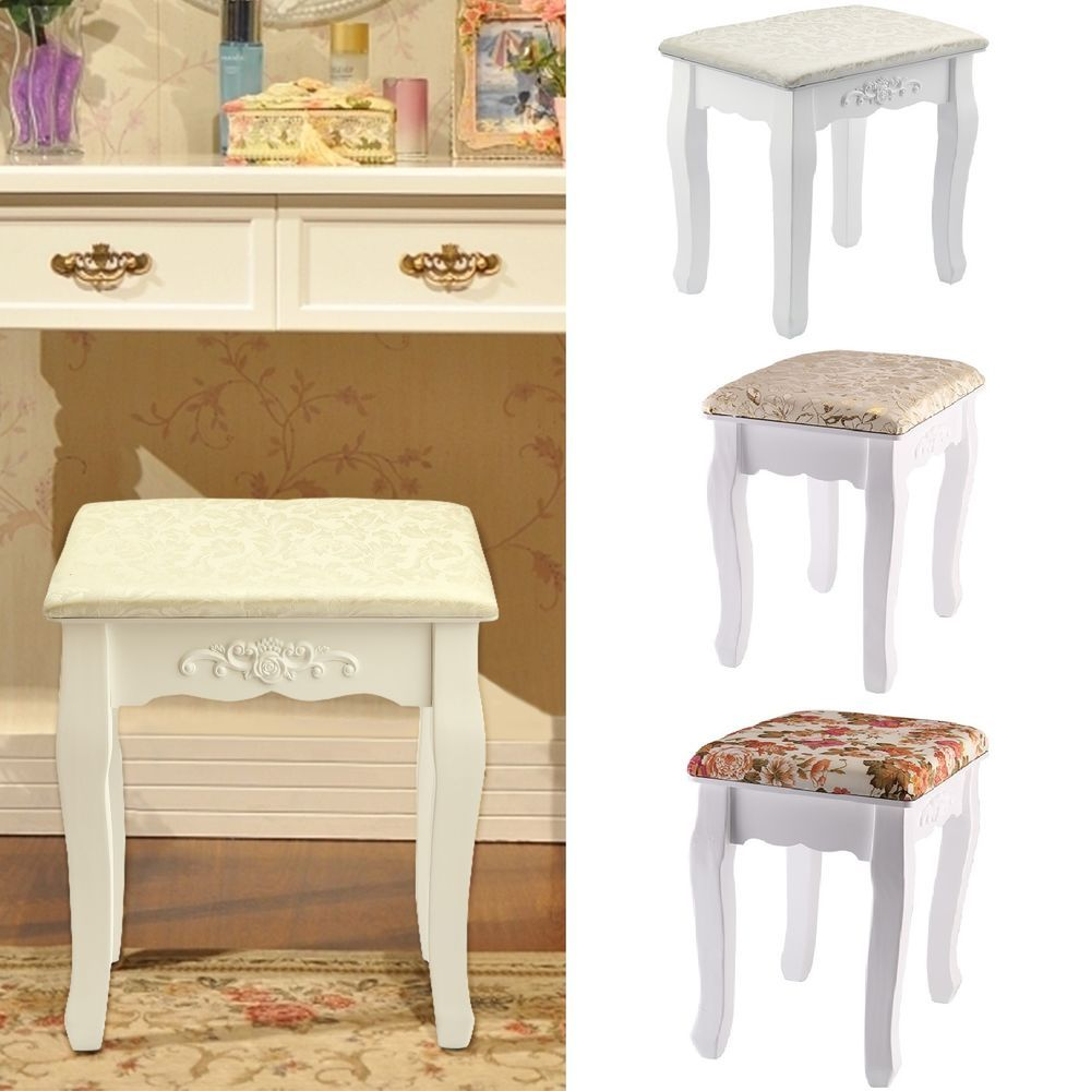 Make Up Tisch Stuhl Stühle