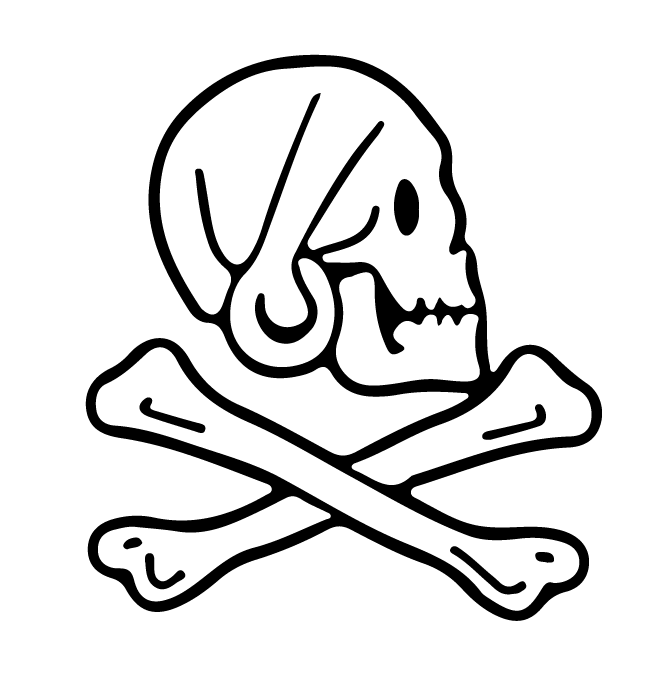 Henry Avery Pirate Flag Symbol Sometimes Erroneously Given As John