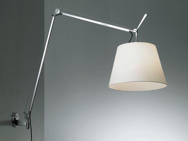 Artemide lampada tolomeo da parete elementi d arredo per la