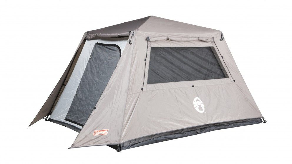 Coleman Instant-Up 6P w/Full Fly Tent. Our new tent very  sc 1 st  Pinterest & Coleman Instant-Up 6P w/Full Fly Tent. Our new tent very easy to ...