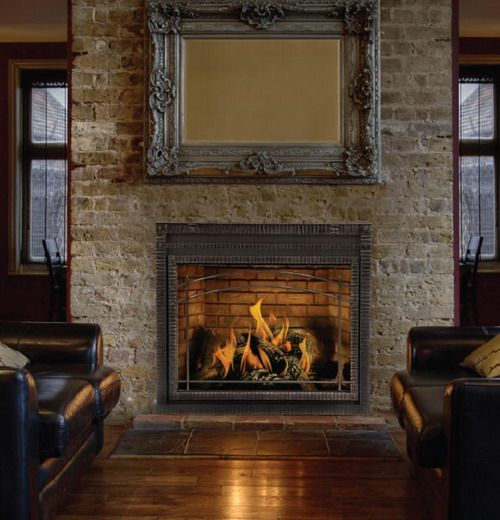 Nice Fireplaces: Vented Gas Fireplace, Gas Fireplace