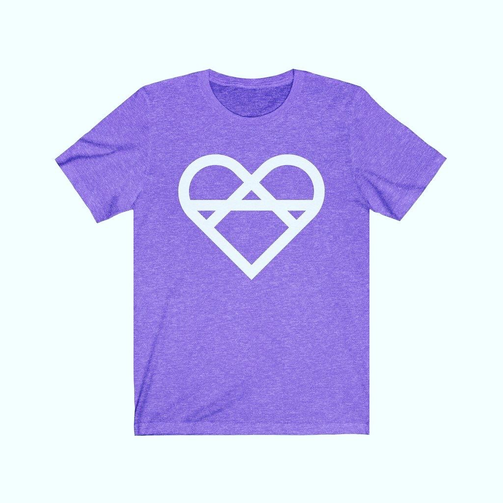 💜 G I V E A W A Y 💜 🤍 Giving away a free Heart t-shirt this week as part of our weekly Love giveaway contest to spread more love in the world! 🤍 To Enter: - Follow Us @LoveMissionCo - Tag 3 of your friends below ⬇️ 🤍 The deadline is this Saturday (9/19) at 10 PM. Good luck and Love You! 🤍 🤍 🤍 #lovemissionco #lovemission #loveclub #love #lover #lovers #loveyou #loveyourself #stayhome #goodvibes #goodvibesonly #positive #happy #heart #aloha #amor #contest #giveaway #competition #challenge
