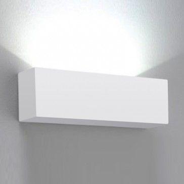 Block White Ceramic Wall Light Iconic Lights Uk White Wall Lights Ceramic Wall Lights Wall Light Fittings