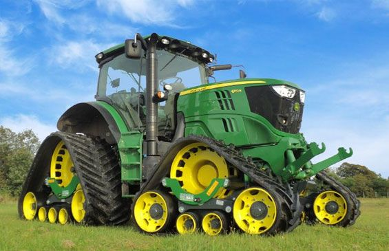 Top 10 John Deere Wallpapers Tractors Pinterest Tractors John