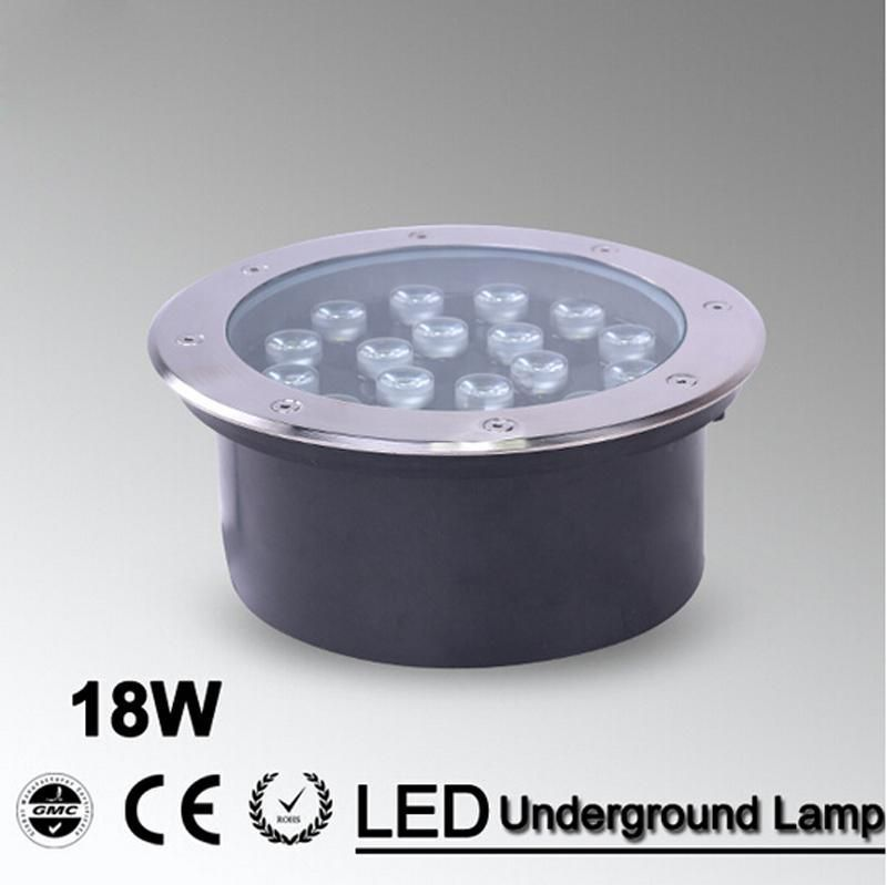 18w Led Underground Lamp Led Llight Outdoor Buried Lamp Ip65 12v