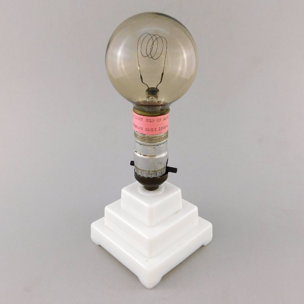 Nalco 260watt Heat Therapy 4 Coil 1940 S Vintage Light Bulb North American Lamp Company Vintage Light Bulbs Lamp Bulb