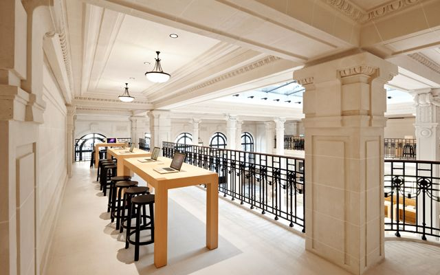 Apple Store  Opera  Paris  France    Docking Stations   Pinterest     Apple Store  Opera  Paris  France