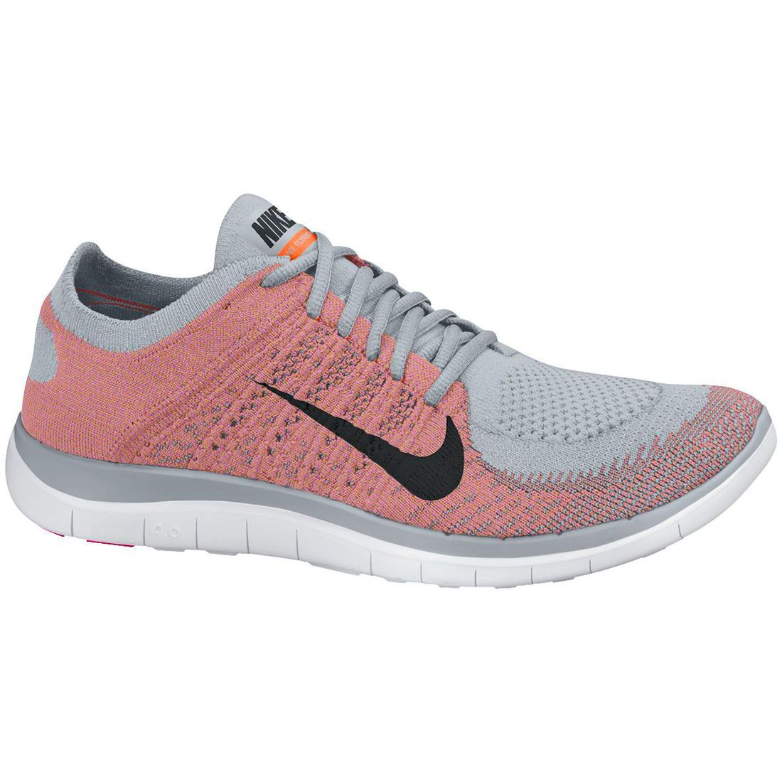 Femmes Nike Free 4.0 Chaussures Flyknit