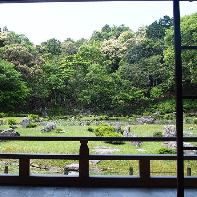 香山常栄寺 雪舟庭] 水墨画で有名な雪舟が作ったお庭。時の流れが ...