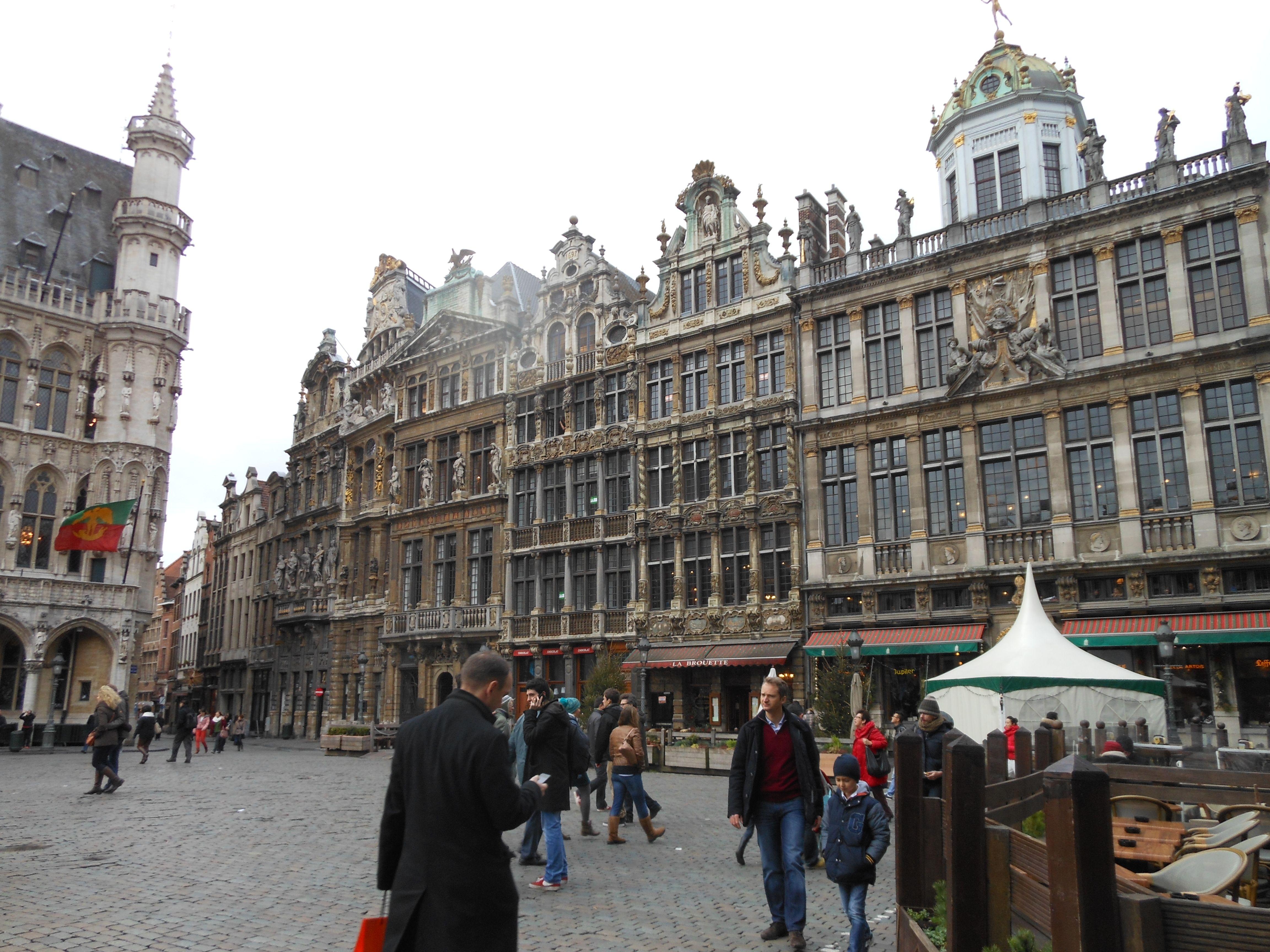 De Grote Markt (met afbeeldingen) Ogen