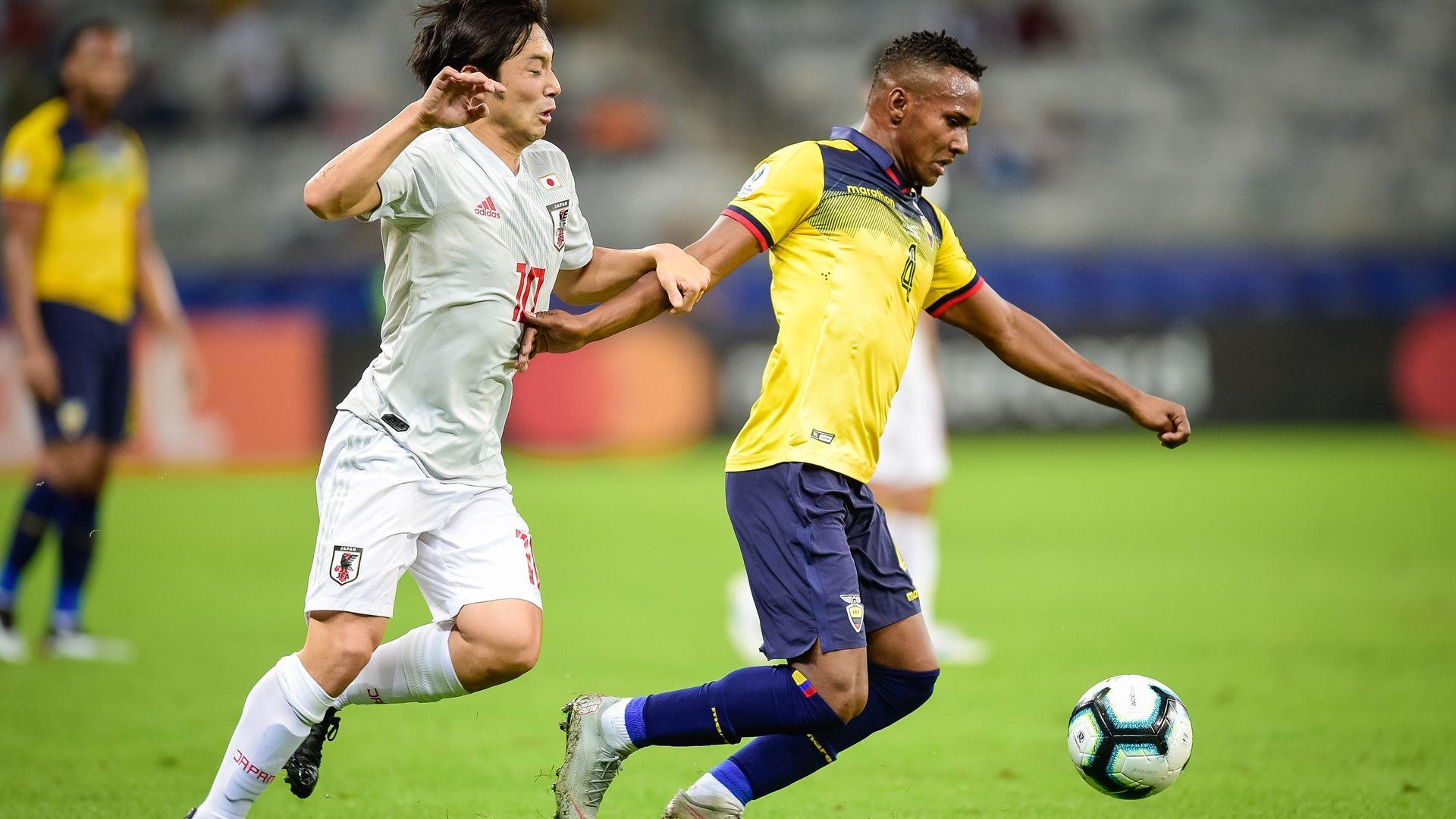 Ecuador 1 1 Japan Soccer Highlights Videos Soccer Highlights Japan