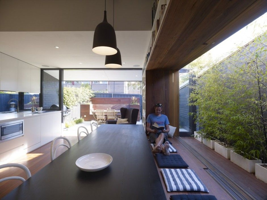Andrew's Place by Carter Williamson Architects