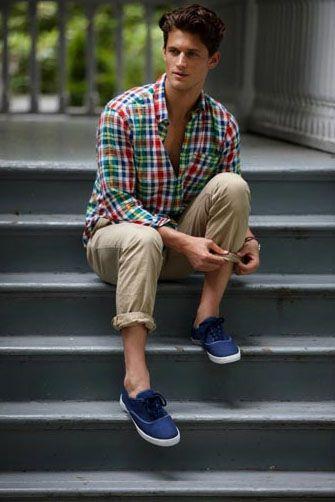 Zapatos azules de verano casual para hombre WWGd7uDp